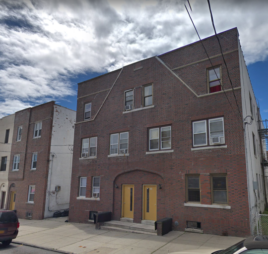 Rental apartment buildings at 54, 52 and 50 Fairview St., Yonkers, are part of the $12.3 million package deal.