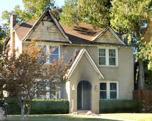 Fire Destroys Wichita Falls Home