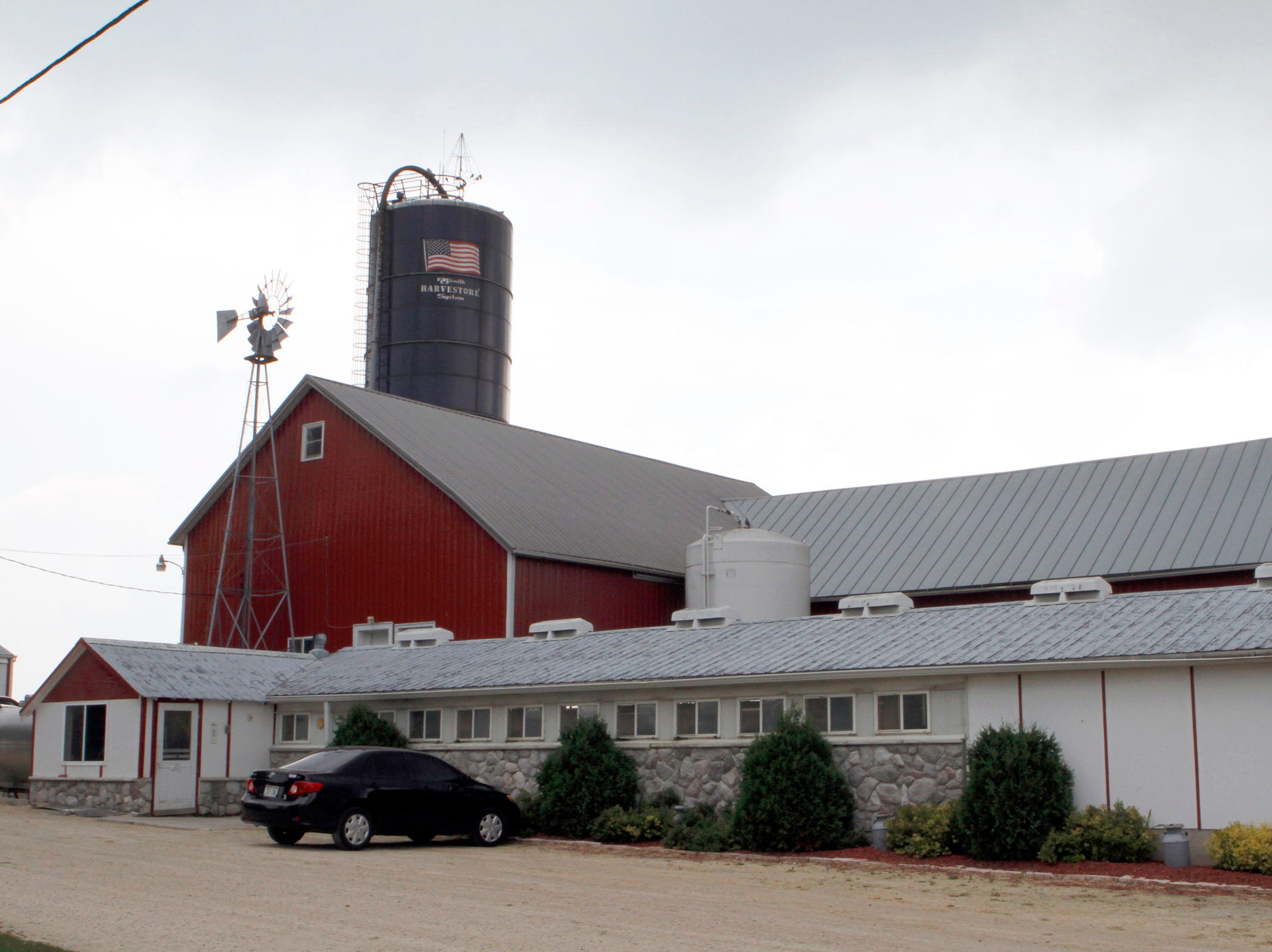 Roden Echo Valley farm is the home for Roden Barnyard Adventures, LLC in West Bend.