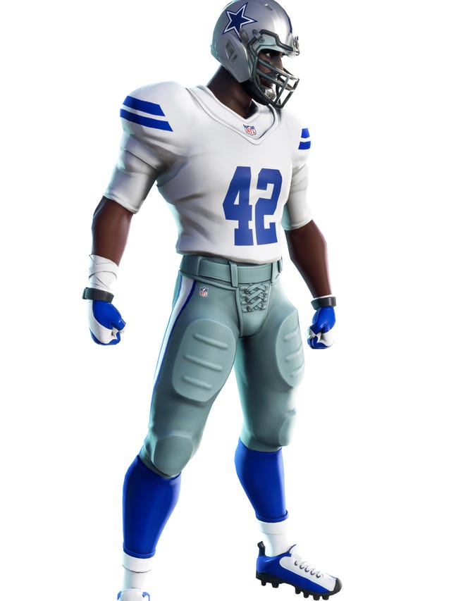 Fortnite  adds NFL uniforms and other football gear ea0ffe2b0