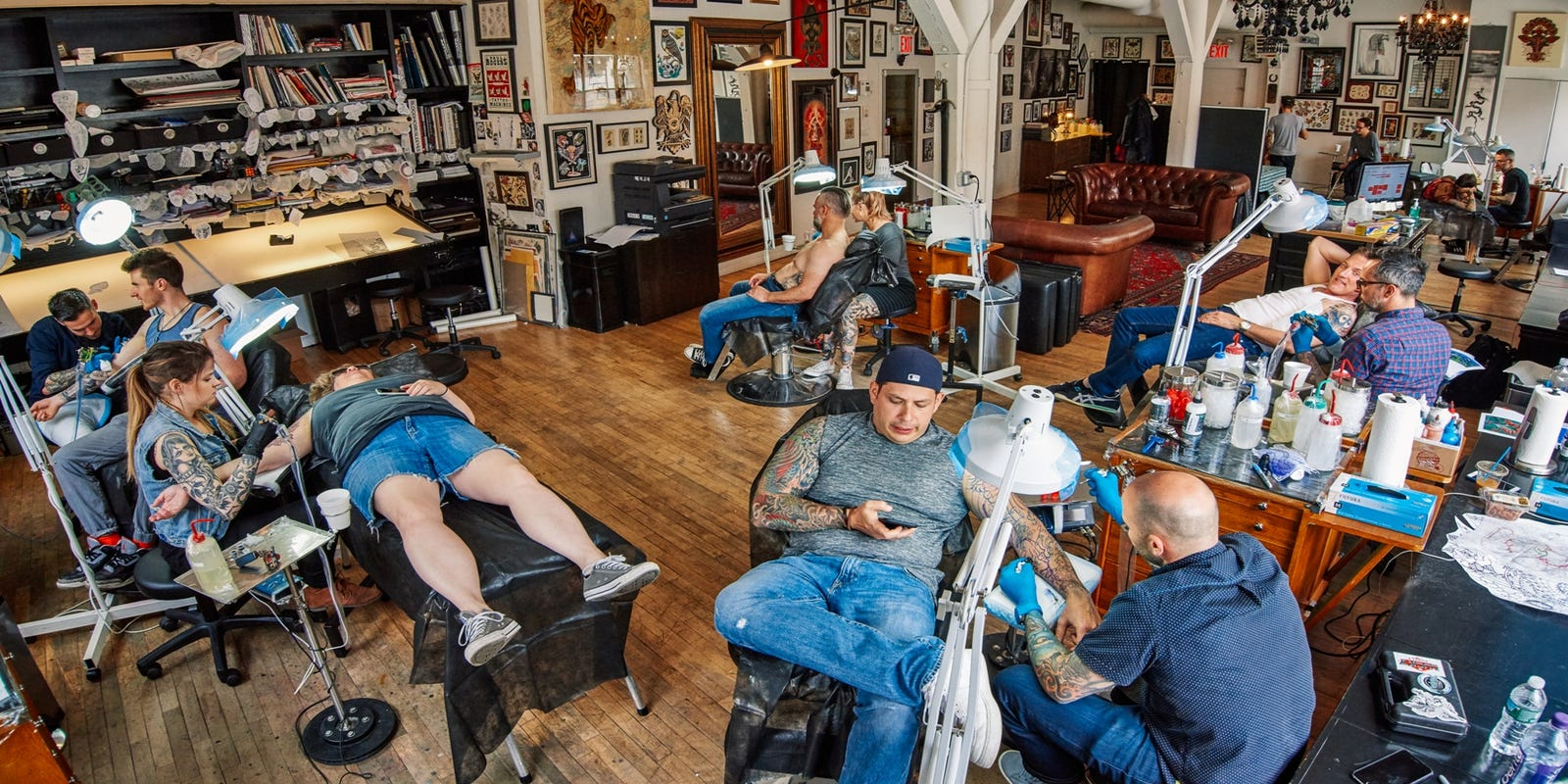America S Best Tattoo Parlors Top Shops And Artists Across The Usa We provide an experience that is second to none. america s best tattoo parlors top