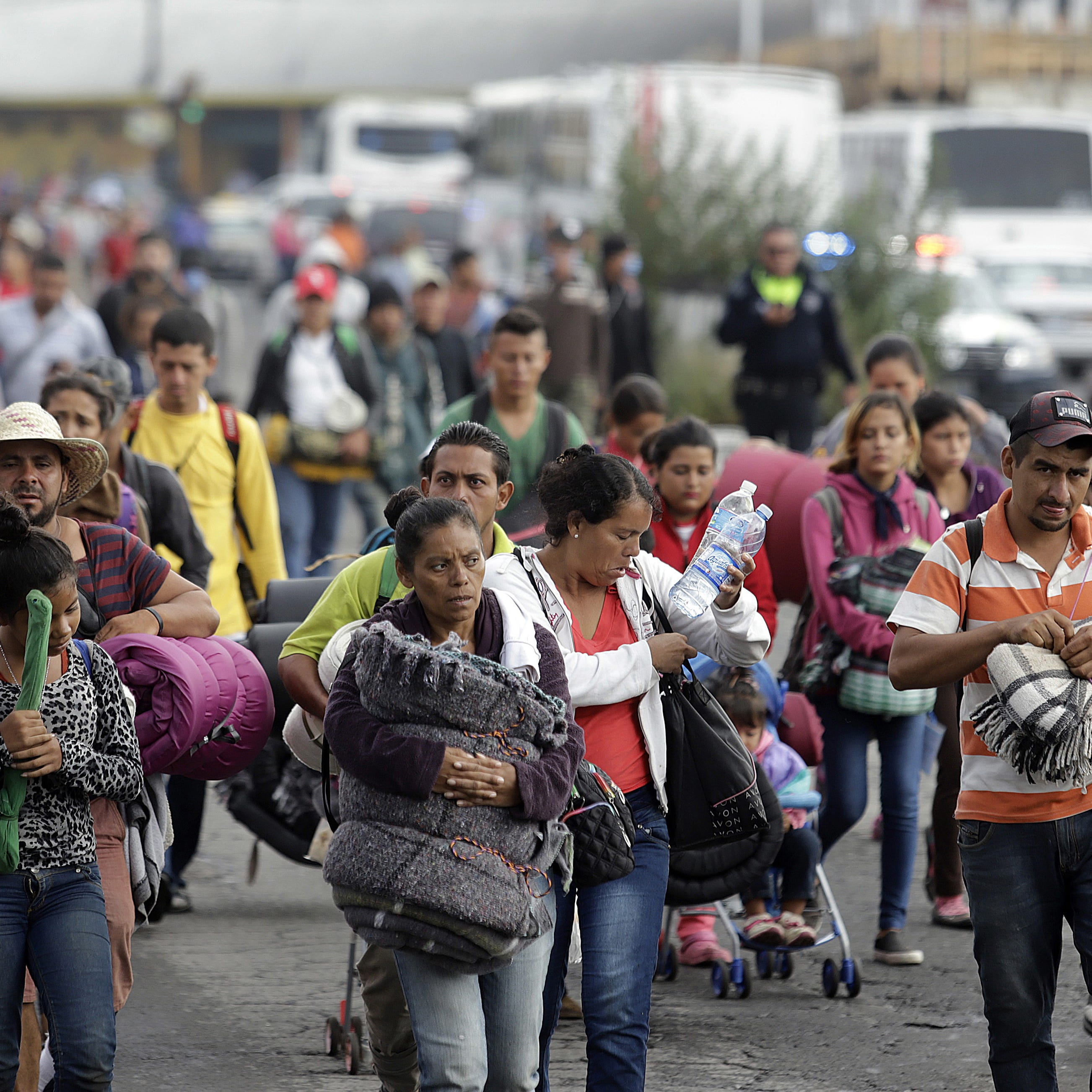Christians, meet the caravan