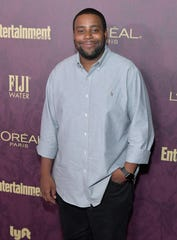"""Saturday Night Live"" cast member Kenan Thompson"