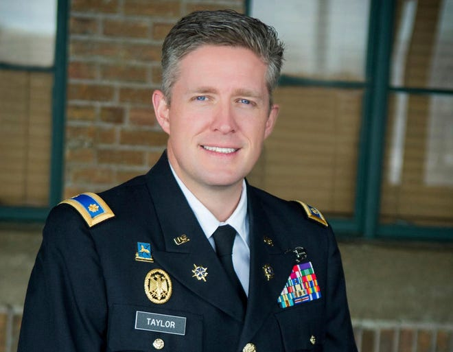 Army Maj. Brent Taylor, 39, a married father of seven and the mayor of North Ogden, Utah, was killed Nov. 3, 2018, in Afghanistan.