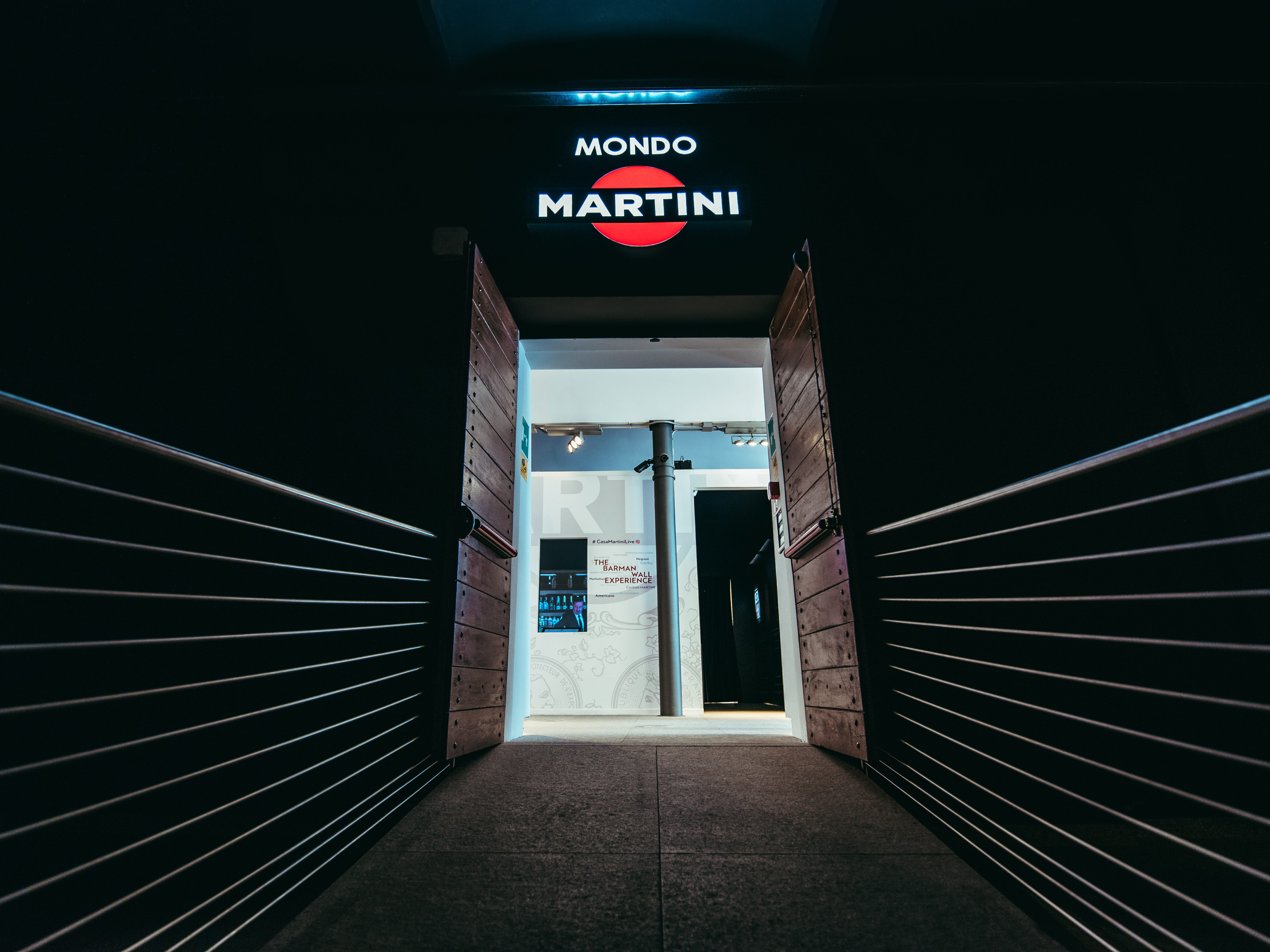 Casa Martini, the site of the brand's production, visitors center and museum, is in Pessione, Italy, 45 minutes outside of Turin. The company was founded in 1863 and moved to its current location a year later.