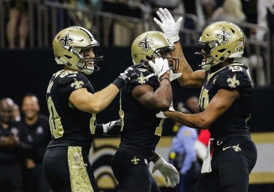 Nfl Los Angeles Rams At New Orleans Saints