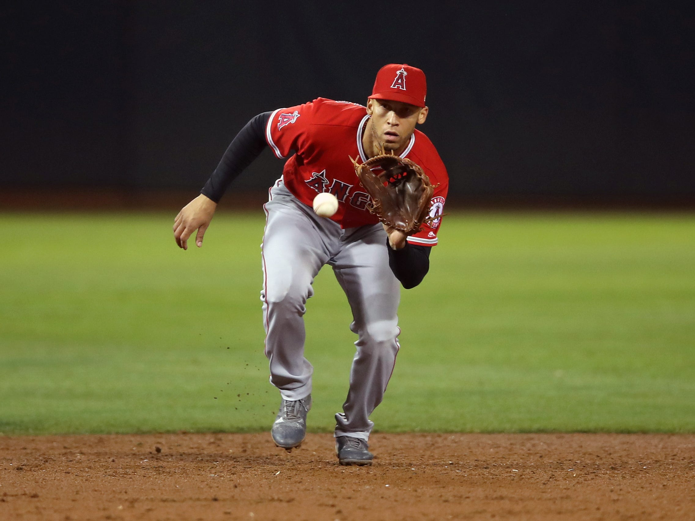 AL SS - Andrelton Simmons, Angels (fourth)