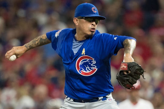 Jesse Chavez's versatility will be a big selling point.