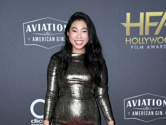 BEVERLY HILLS, CA - NOVEMBER 04:  Host Awkwafina attends the 22nd Annual Hollywood Film Awards at The Beverly Hilton Hotel on November 4, 2018 in Beverly Hills, California.  (Photo by Steve Granitz/WireImage) ORG XMIT: 775237947 ORIG FILE ID: 1057371454