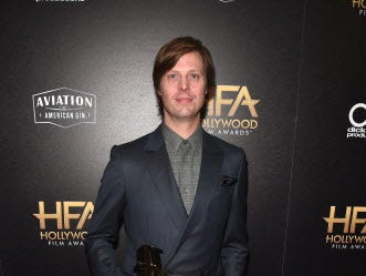BEVERLY HILLS, CA - NOVEMBER 04:  Felix Van Groeningen, Hollywood Breakthrough Director Award recipient, poses in the press room during the 22nd Annual Hollywood Film Awards at The Beverly Hilton Hotel on November 4, 2018 in Beverly Hills, California.  (Photo by Alberto E. Rodriguez/Getty Images for HFA) ORG XMIT: 775237951 ORIG FILE ID: 1057421598