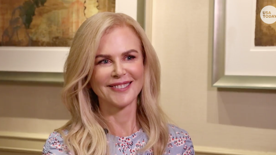 Nicole Kidman Finally Speaks About Adopted Kids With Tom Cruise