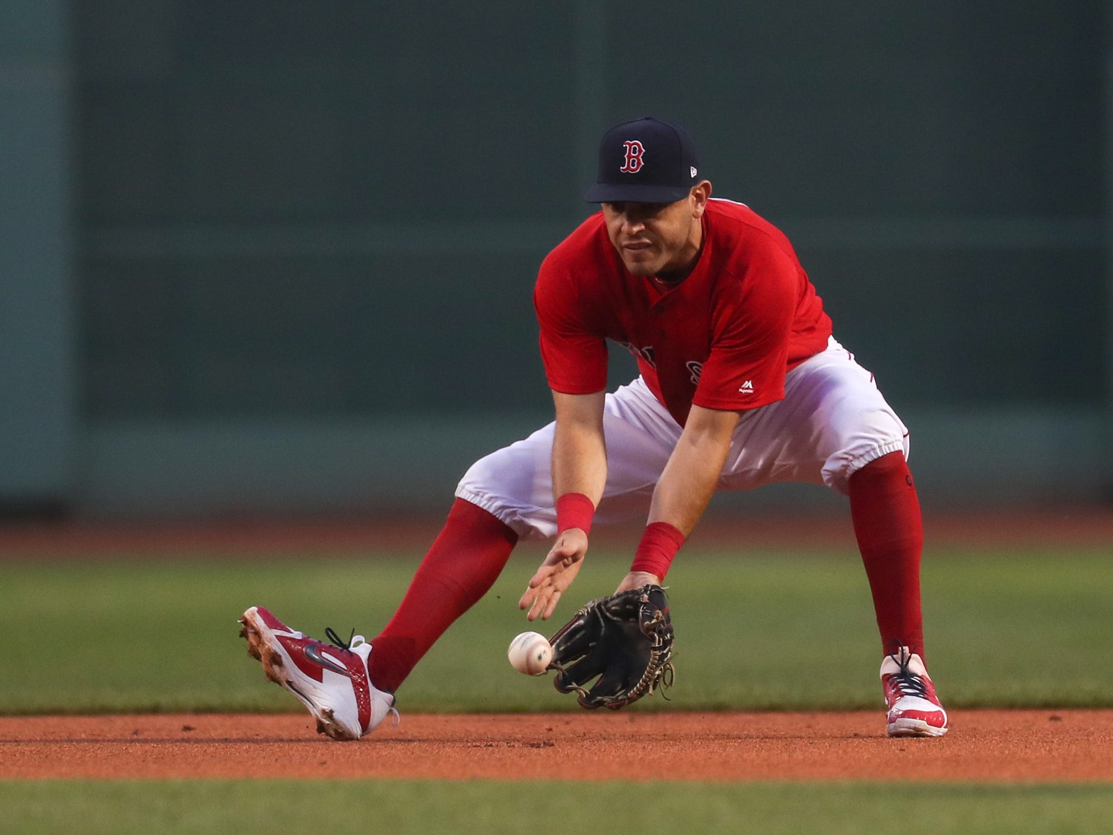 AL 2B – Ian Kinsler, Angels/Red Sox (second)
