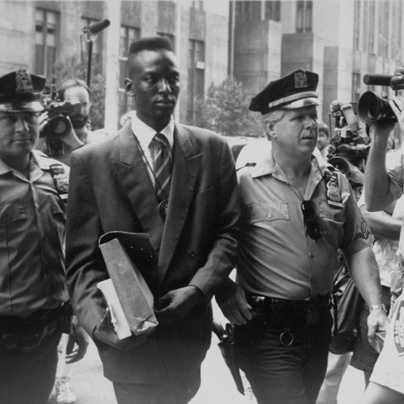 "One of the ""Central Park Five,"" Yusef Salaam is..."