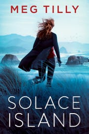 """Solace Island"" by Meg Tilly."