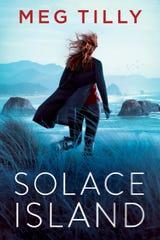 """Solace Island"" by Meg Tilly."