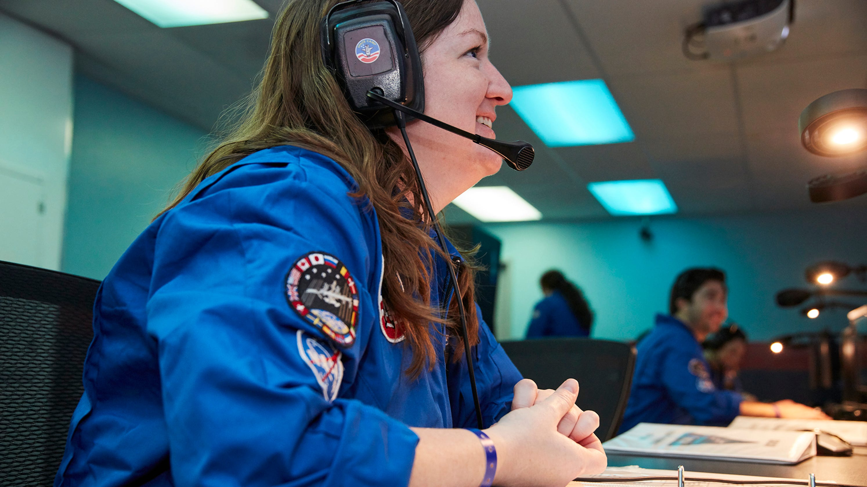 I trained to be an astronaut on a mission to Mars at Space Camp. Here's what it's like.