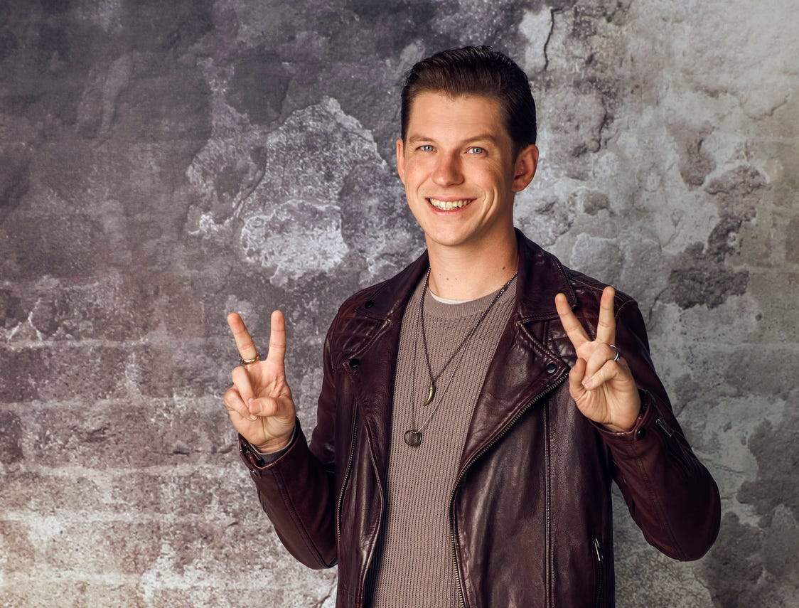 THE VOICE -- Season: 15 -- Top 24 Contestants Gallery -- Pictured: Michael Lee -- (Photo by: Paul Drinkwater/NBC)