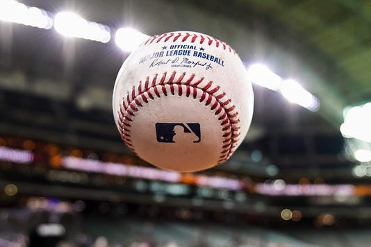 Mlb Oakland Athletics At Houston Astros