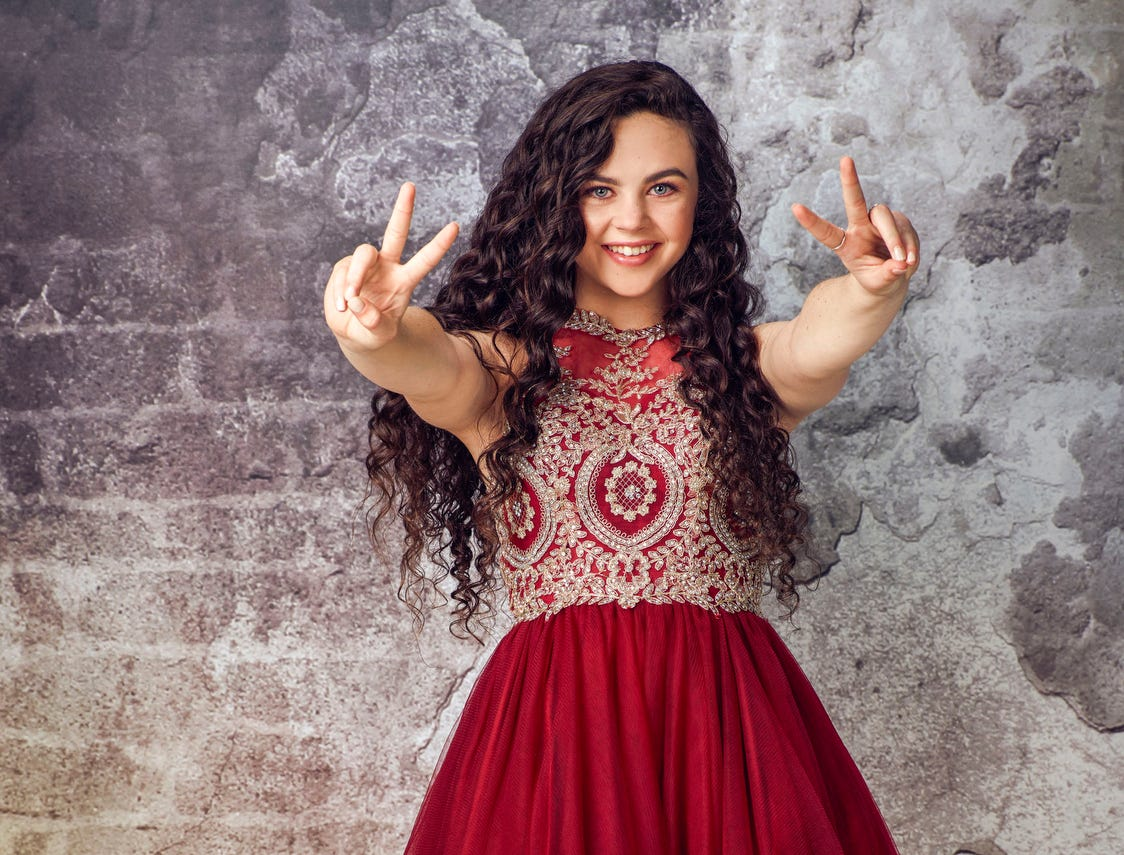 THE VOICE -- Season: 15 -- Top 24 Contestants Gallery -- Pictured: Chevel Shepherd -- (Photo by: Paul Drinkwater/NBC)