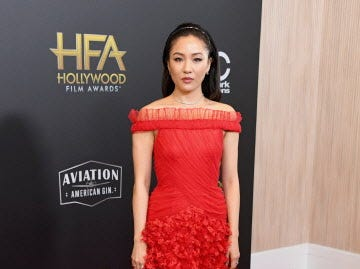 BEVERLY HILLS, CA - NOVEMBER 04:  Constance Wu attends the 22nd Annual Hollywood Film Awards at The Beverly Hilton Hotel on November 4, 2018 in Beverly Hills, California.  (Photo by Jon Kopaloff/Getty Images) ORG XMIT: 775237947 ORIG FILE ID: 1057407464