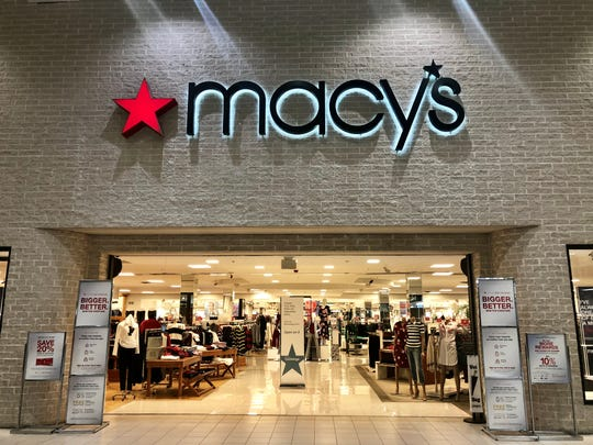 Macy's Black Friday sale starts on Thanksgiving.