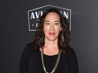 Director Karyn Kusama arrives for the 22nd Annual Hollywood Film Awards at the Beverly Hilton hotel in Beverly Hills on November 4, 2018. (Photo by Mark RALSTON / AFP)MARK RALSTON/AFP/Getty Images ORG XMIT: 22nd Annu ORIG FILE ID: AFP_1AK8B2