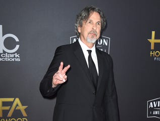 Peter Farrelly arrives at the Hollywood Film Awards on Sunday, Nov. 4, 2018, at the Beverly Hilton Hotel in Beverly Hills, Calif. (Photo by Jordan Strauss/Invision/AP) ORG XMIT: CAPM165