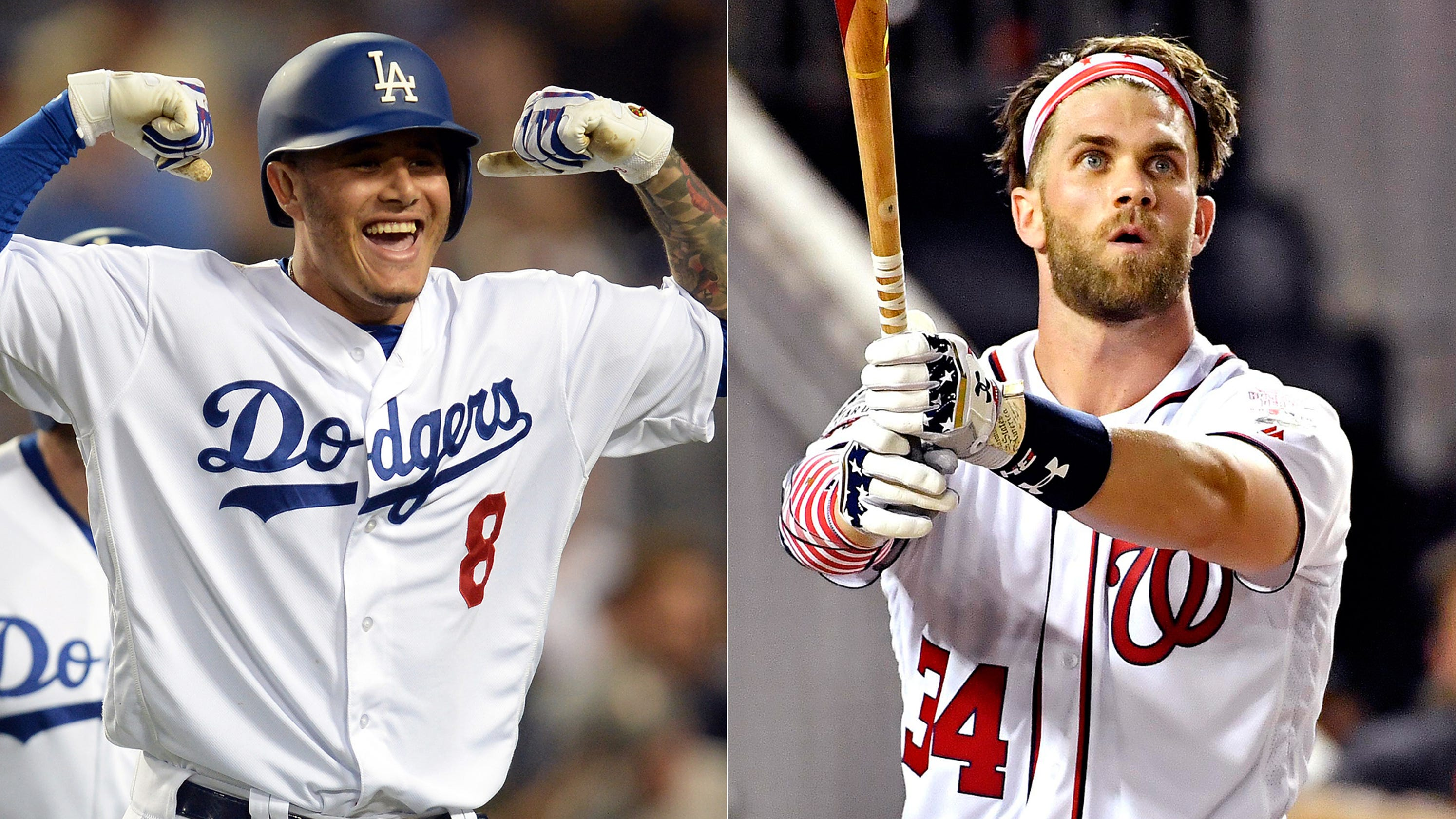 da56ef33ecd MLB free agents  Ranking the 57 best players in the 2018-19 class