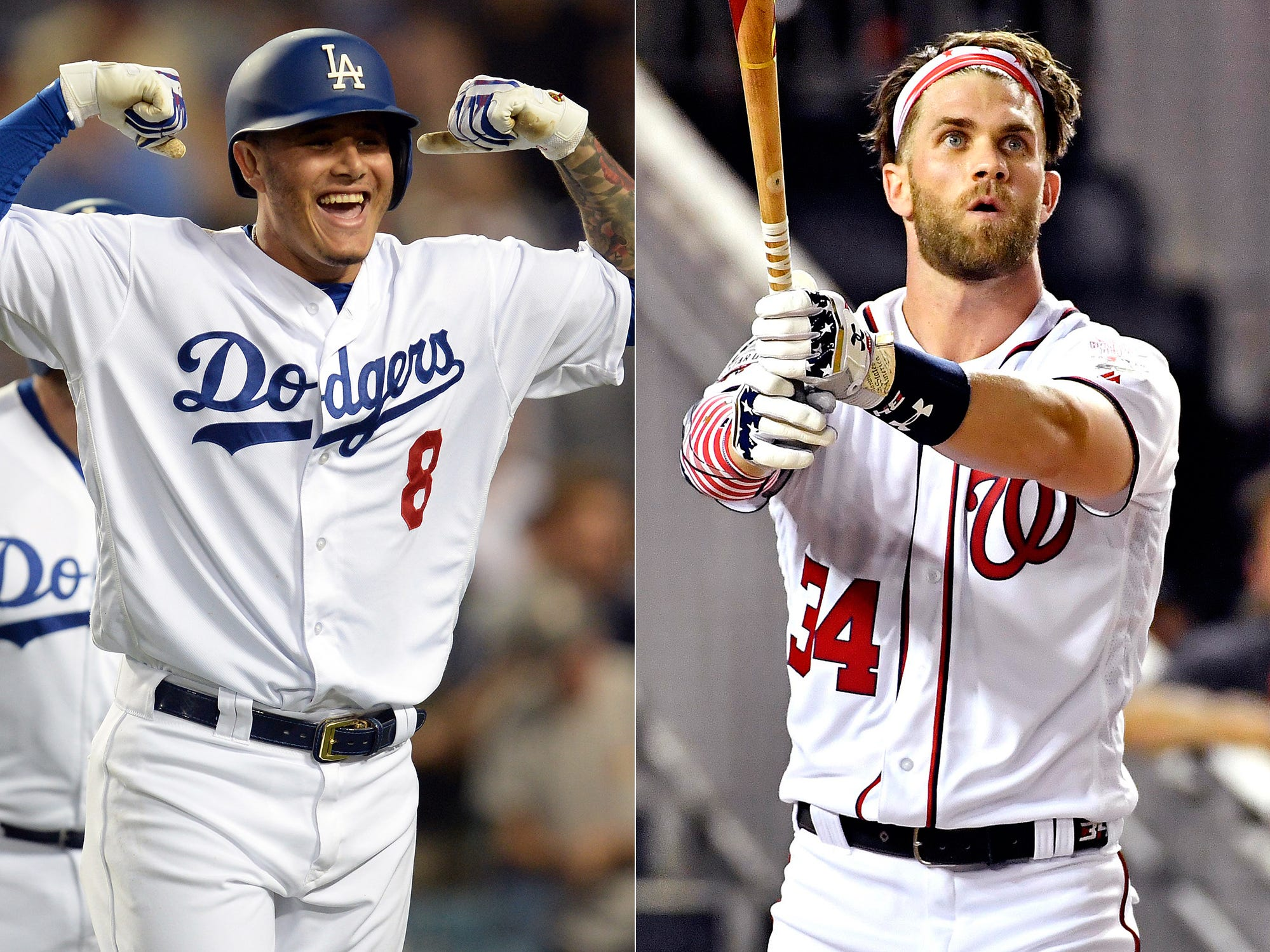MLB free agents: Ranking the top 57 of the 2018 class