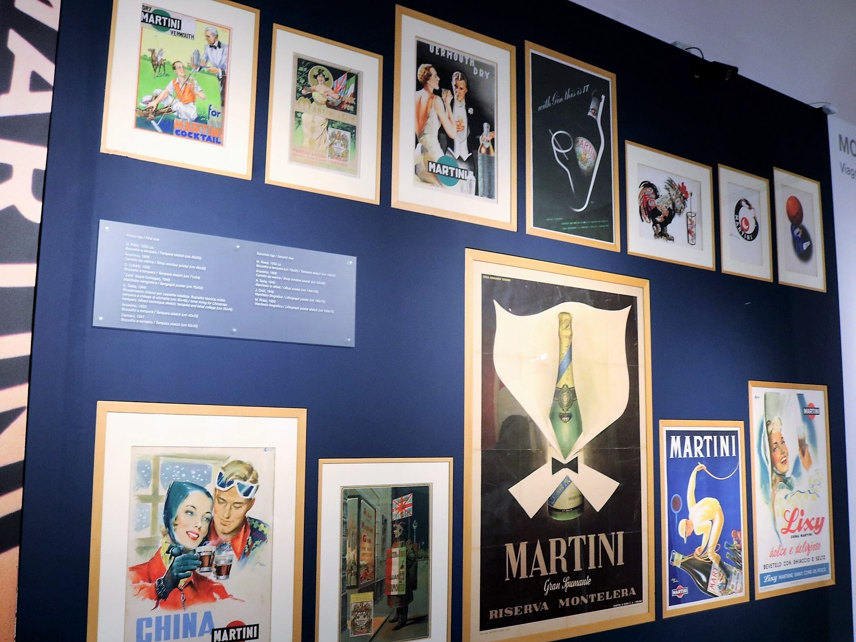 """Martini's message was often one of style, fun and inspiration. """"The dream and the aspiration is always a part of our connection,"""" Fanciotto says. """"To enjoy life with Martini."""""""