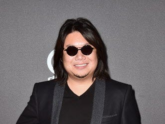 BEVERLY HILLS, CA - NOVEMBER 04:  Kevin Kwan attends the 22nd Annual Hollywood Film Awards at The Beverly Hilton Hotel on November 4, 2018 in Beverly Hills, California.  (Photo by Alberto E. Rodriguez/Getty Images for HFA) ORG XMIT: 775237950 ORIG FILE ID: 1057408062