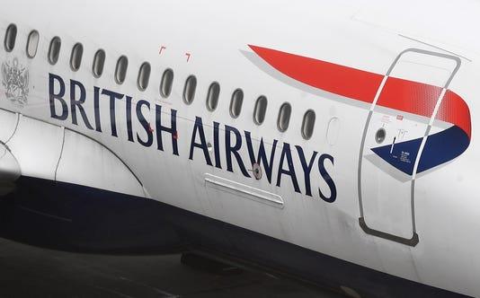 Epa File Britain British Airways Crime Data Ebf Transport Computing It Gbr