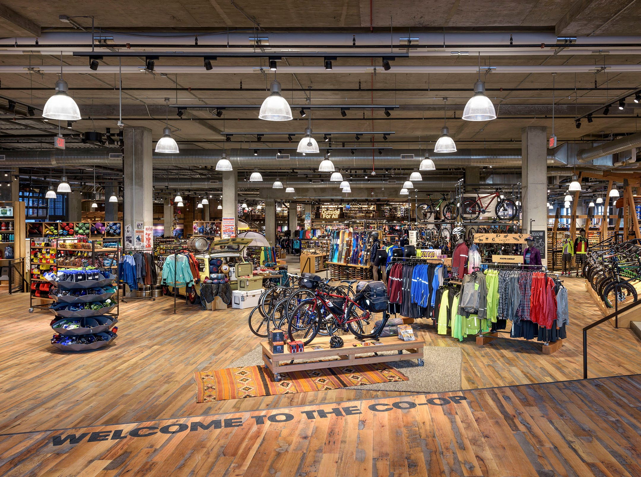 The new requirements for brands sold at REI include a ban on products that contain certain chemicals, a code of conduct for manufacturers, and animal welfare standards for down and wool supply chains.