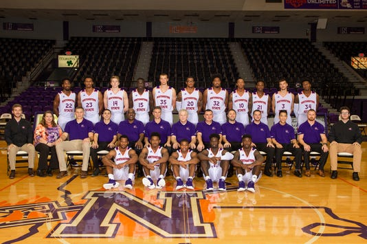 2018 19 Nsu Basketball Team