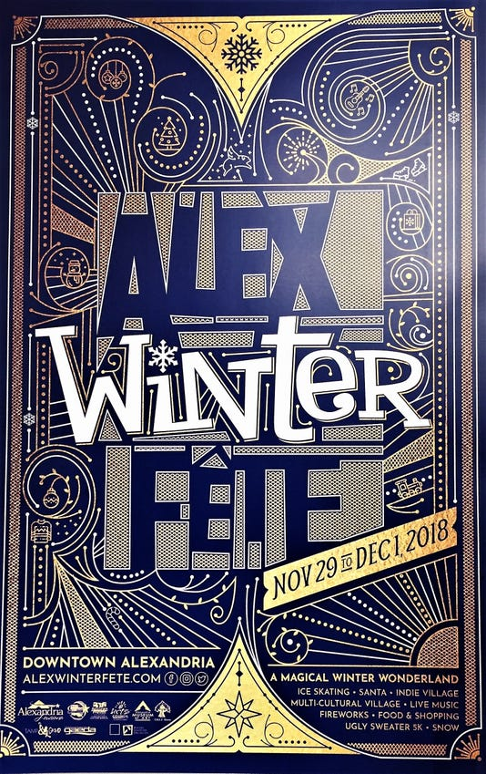 Winterfete Poster