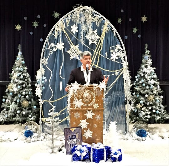 Alexandria Mayor Jacques Roy talks about the upcoming Winter Fête festival.