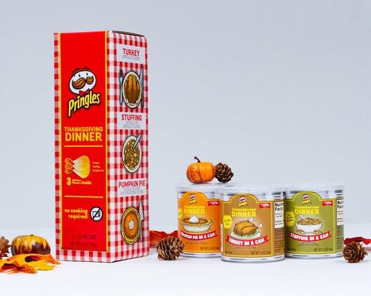 Kellogg Pringles Fall