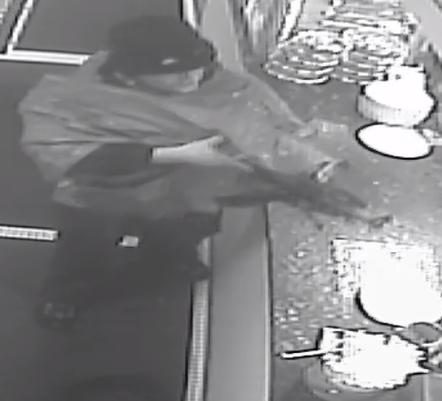 Endwell Nirchi's robbery