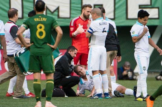 Mls Western Conference Semifinal Seattle Sounders Fc At Portland Timbers