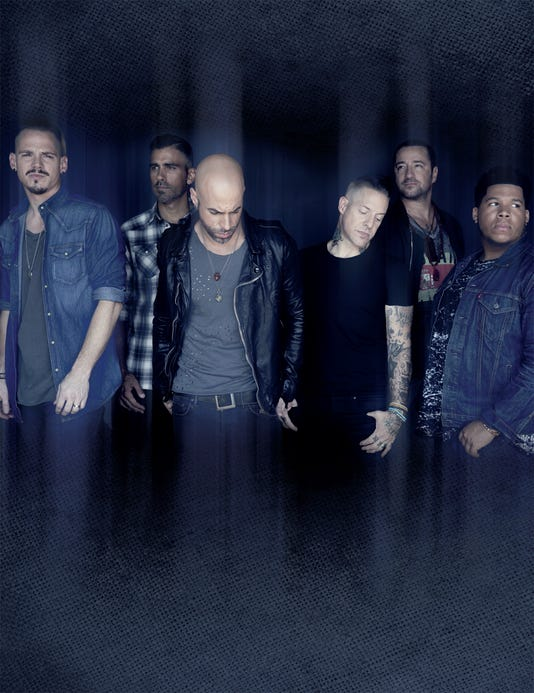 Chris Daughtry: I would change the band name if I could have