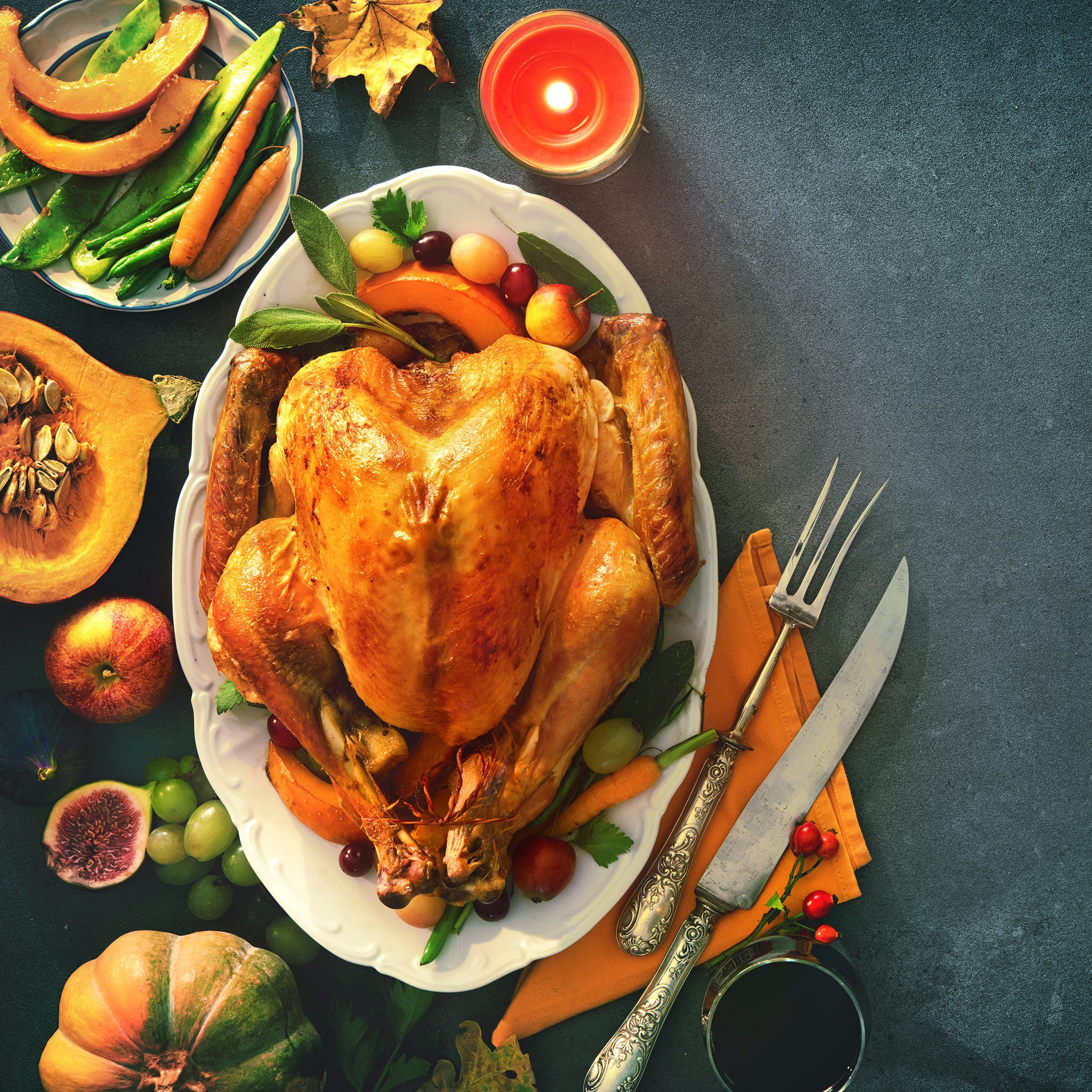 Halloween is over so let's talk Thanksgiving and what's going to be on the table