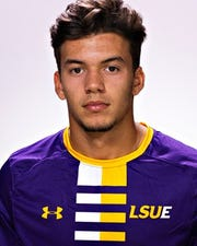 LSUE freshman midfielder and forward Noah Wagner (Veterans Memorial): In the Bengals' first game, Wagner snuck past LSU Alexandria to net the first goal in Bengal history, helping LSUE score a draw in its first exhibition.