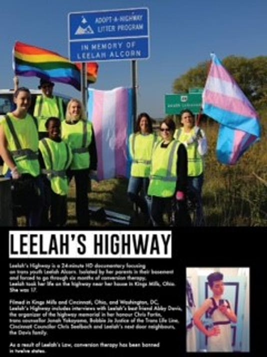 1110 Leelahs Highway Poster