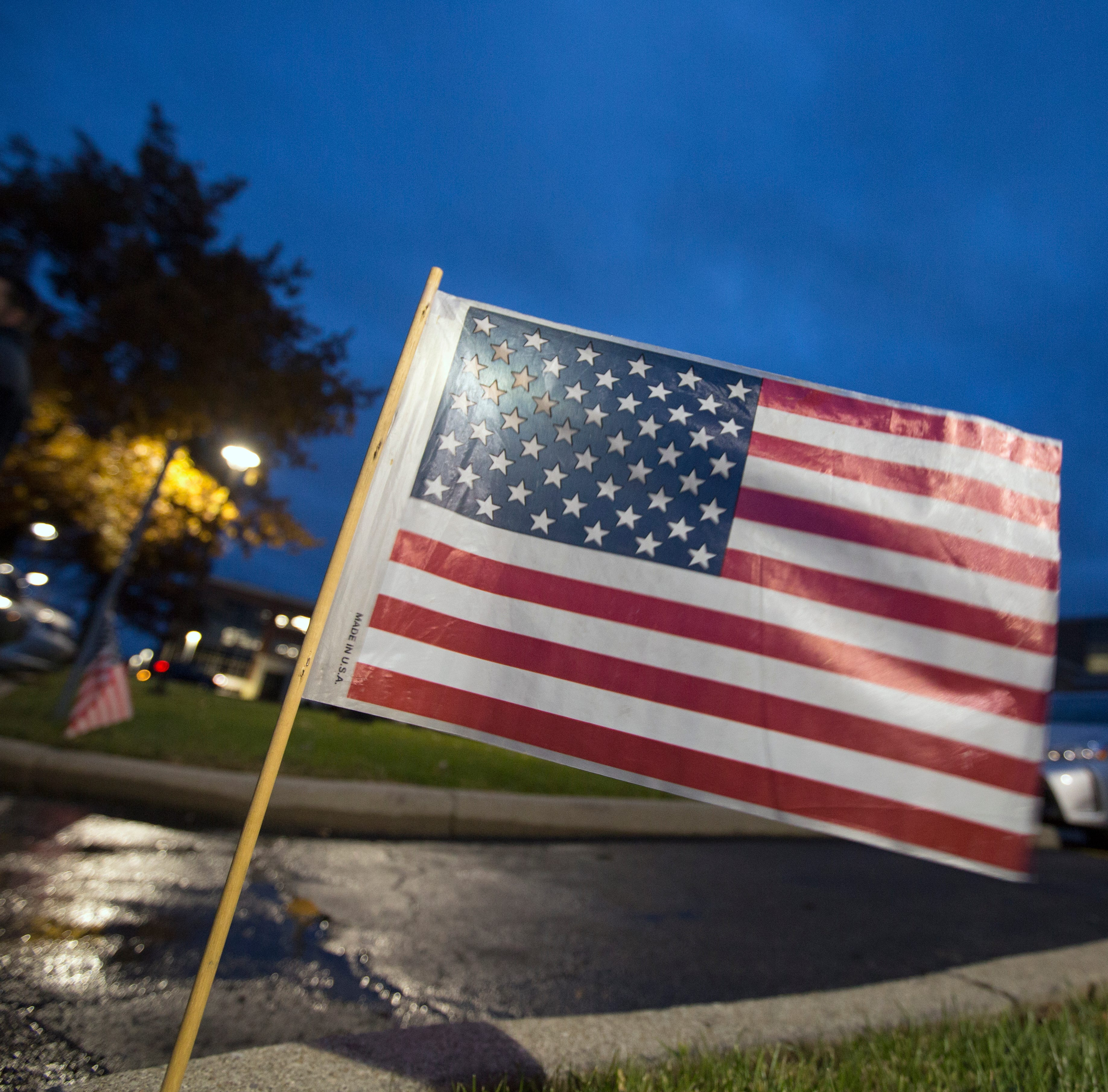 Opinion: After election, can we return to one America?