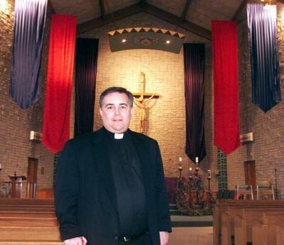 The Rev. Douglas J. Haefner