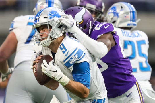 The Detroit Lions have dropped two straight games, fired their special teams coordinator and have a host of problems all over the field. So how much did Dave Birkett drop them in his NFL power rankings? And is there a new No. 1?