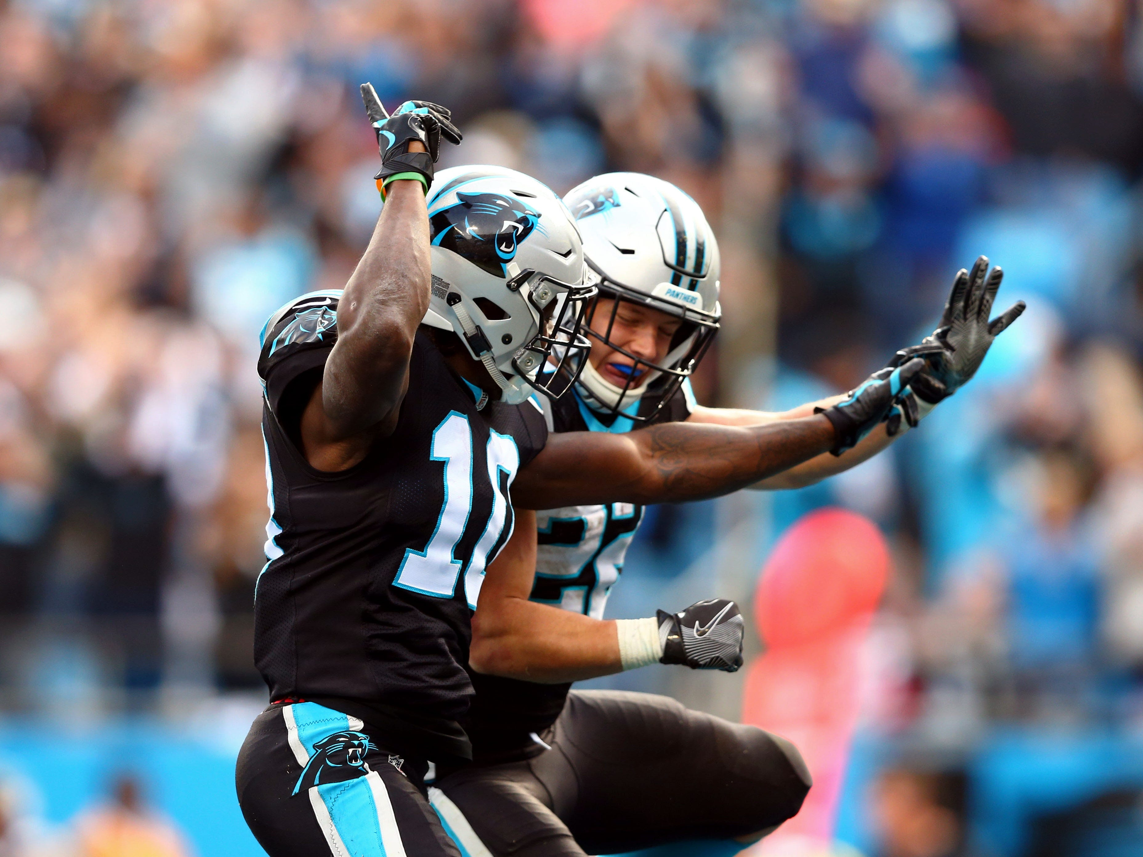 5. Panthers (6-2) | Last game: Defeated the Buccaneers, 42-28 | Previous ranking: 6