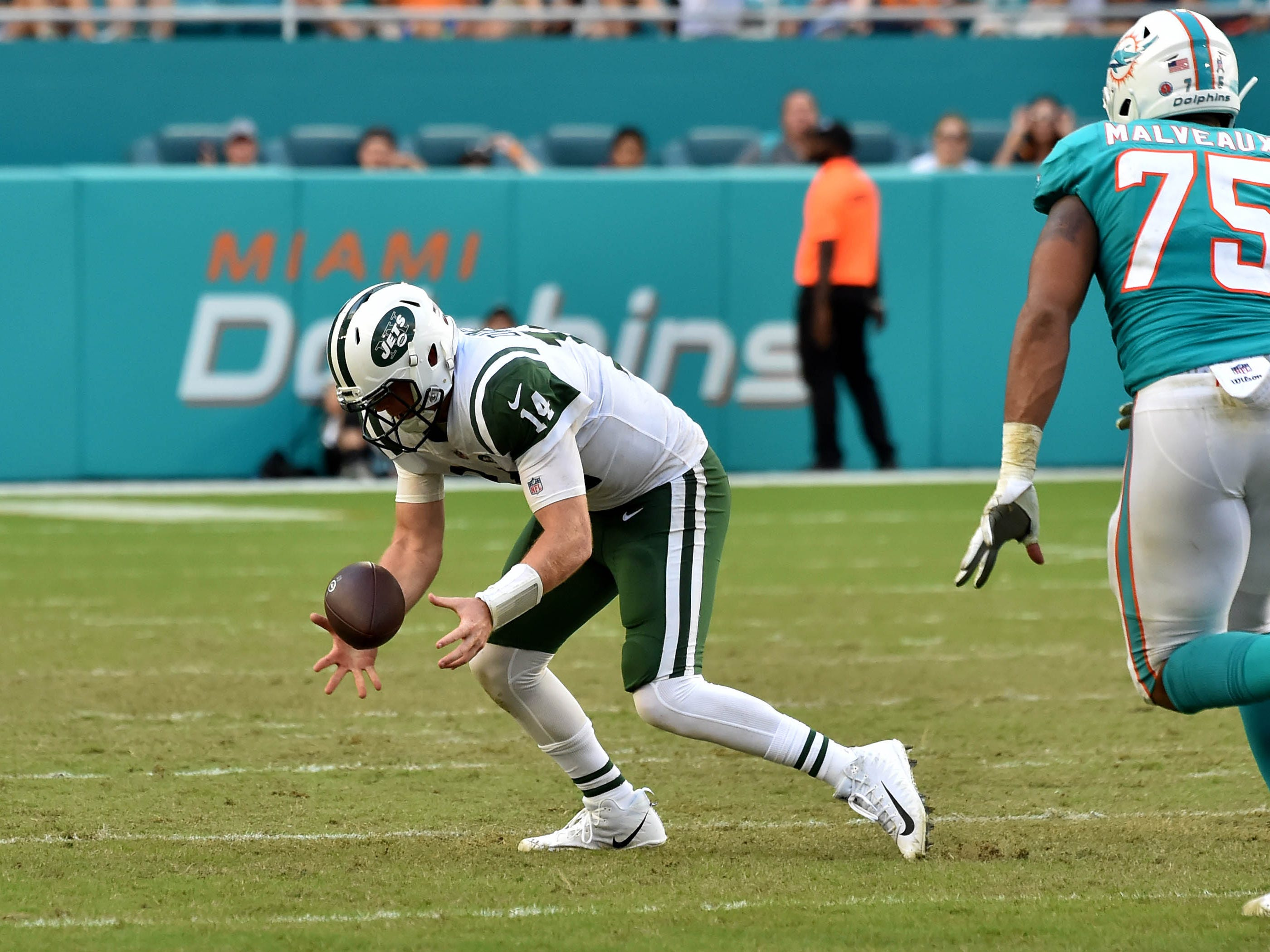 27. Jets (3-6) | Last game: Lost to the Dolphins, 13-6 | Previous ranking: 27