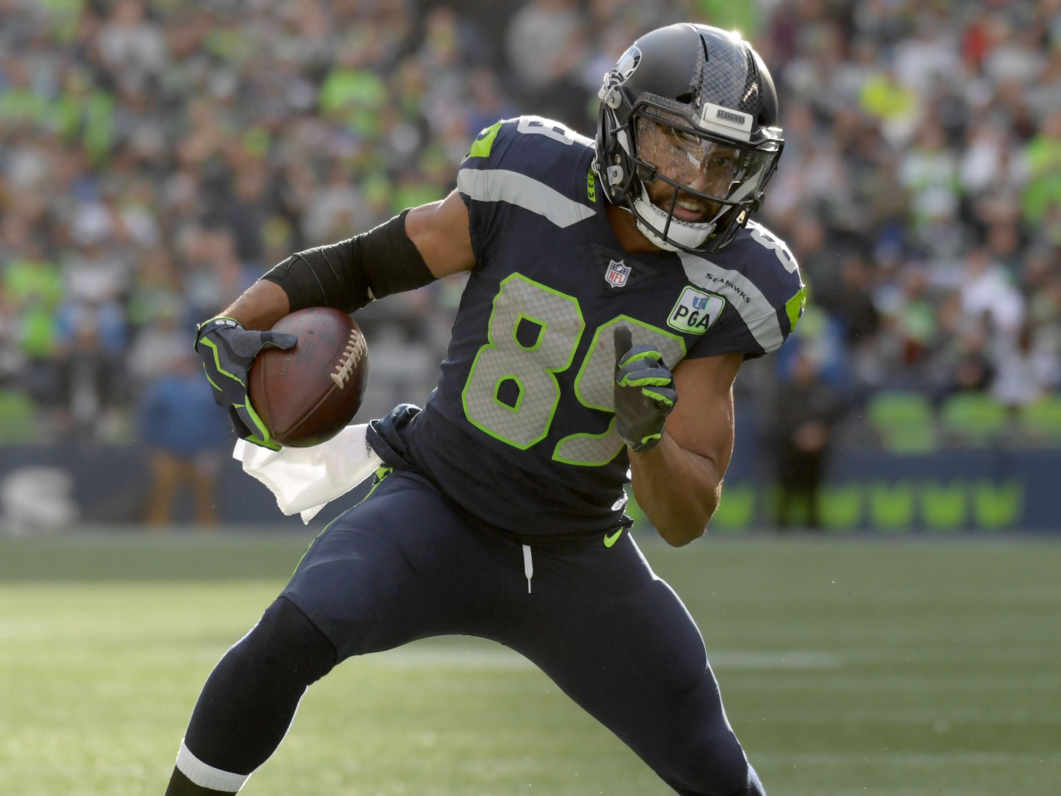 14. Seahawks (4-4) | Last game: Lost to the Chargers, 25-17 | Previous ranking: 12