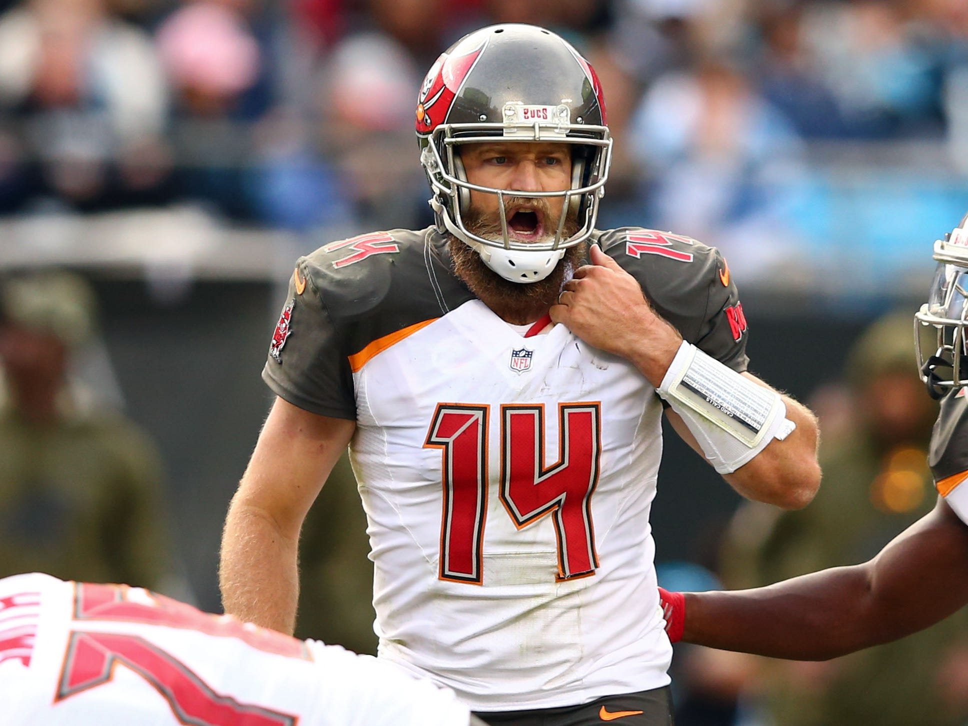 23. Buccaneers (3-5) | Last game: Lost to the Panthers, 42-28 | Previous ranking: 21